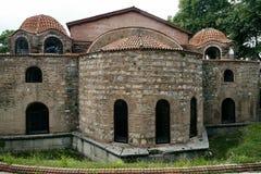 圣索非亚大教堂,伊兹尼克 免版税库存图片