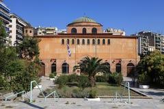圣索非亚大教堂,塞萨罗尼基,希腊 库存图片