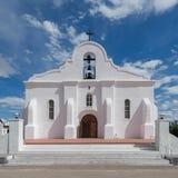 圣Elizario Presidio教堂 库存图片