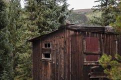 圣Elmo镇在科罗拉多 图库摄影