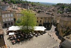 圣Emilion法国 免版税图库摄影