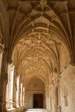 圣Esteban -萨拉曼卡修道院  库存图片