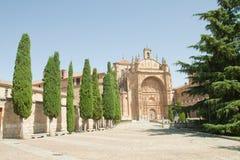 圣Esteban -萨拉曼卡Convento  库存图片
