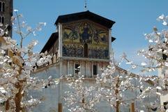 圣Frediano大教堂 库存图片