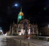 圣Giles大教堂 免版税库存图片