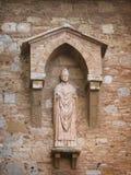 圣Gimignan,托斯卡纳,意大利 库存照片