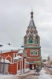 圣Grigory Neokesariisky,莫斯科,俄国教会  图库摄影