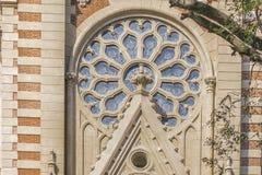 圣Isidro大教堂布宜诺斯艾利斯阿根廷 免版税库存照片