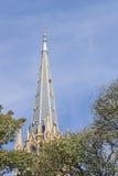 圣Isidro大教堂布宜诺斯艾利斯阿根廷 库存照片
