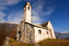 圣Liberale教会,在贝卢诺 免版税库存图片