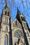 圣Ludmila教会 免版税库存图片