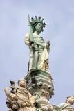 圣Marco大教堂在威尼斯,意大利 免版税库存图片