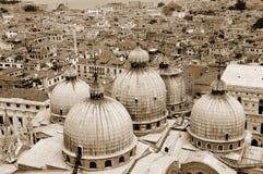 圣Marco大教堂 免版税库存图片