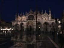 圣Marco,威尼斯,威尼托,意大利 免版税库存图片