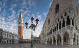 圣Marco,威尼斯 免版税库存图片