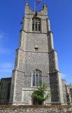 圣Martins新的Buckenham教会 免版税库存图片