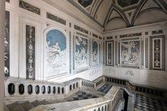 圣Nicolo l `竞技场16世纪本尼迪克特的修道院  免版税图库摄影
