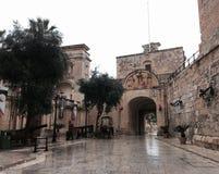 圣Publiju/圣Publius广场 免版税图库摄影
