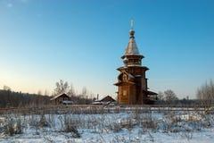 圣Radonezh Sergius寺庙  免版税库存图片