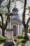 圣Roka教堂  免版税库存图片