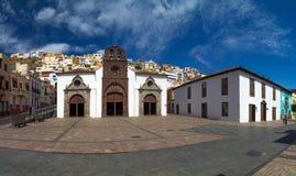 圣Sebastià ¡ n de戈梅拉岛 免版税图库摄影