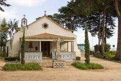 圣Sebastian教堂  图库摄影