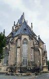 圣Sephan,哈尔贝尔斯塔特,德国大教堂  免版税库存图片