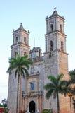圣Servacio大教堂在巴里阿多里德 免版税图库摄影