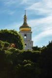 圣Sophia大教堂钟楼 库存照片