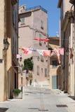 圣Tropez,法国海滨 免版税库存照片