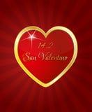圣valentino 免版税库存图片