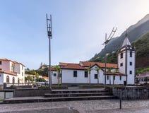 圣Vincente教堂  库存图片