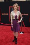 """在""""火星需要妈妈""""全球首演的Cheryl凹痕, El Capitan,好莱坞, CA. 03-06-11 库存照片"""