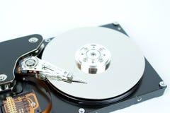 在一个硬盘个人计算机里面 库存照片