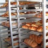 在一个面包店里面在开普敦 库存照片
