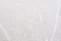 在一场滑冰的比赛以后的滑冰场背景 免版税库存照片