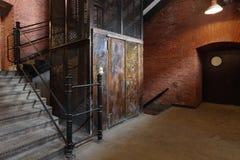 电梯 免版税图库摄影