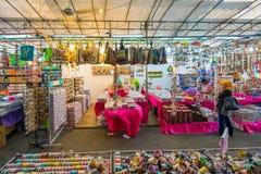 在一点印度,新加坡的礼品店 免版税库存照片
