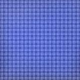 在万花筒样式的抽象蓝色背景 免版税库存照片