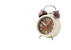 在上午10点的闹钟 免版税图库摄影