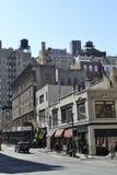 在上部东边的水塔 免版税图库摄影