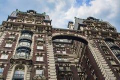 在上部西侧的大厦在纽约 免版税库存图片
