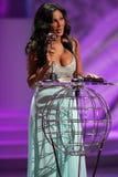 在世界音乐奖展示期间的埃利萨。柯达剧院,好莱坞, CA. 08-31-05 库存图片