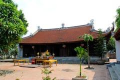 在东部的传统建筑风格的寺庙,海氏D 免版税图库摄影