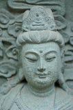 中国雕塑 免版税库存图片