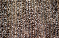在主街上的地毯 免版税库存照片