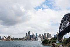 1 6 134 429 1932在也达成协议曲拱桥梁之上完成了跨过常设钢悉尼顶部最宽的世界的英尺第四个吉尼斯港口最高长的最长的米记录范围 库存照片