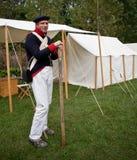 在争斗之前的战士 免版税图库摄影
