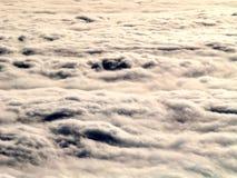 在云彩之上 图库摄影