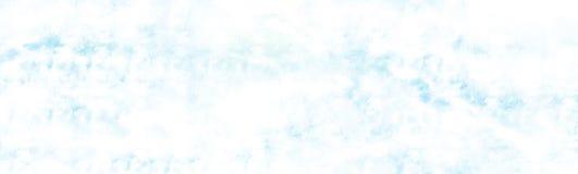 在云彩水彩绘画上的阴云密布 免版税库存照片